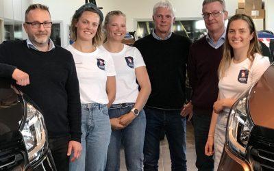 Kick-Off 2018 hos K. Westergaard Automobiler