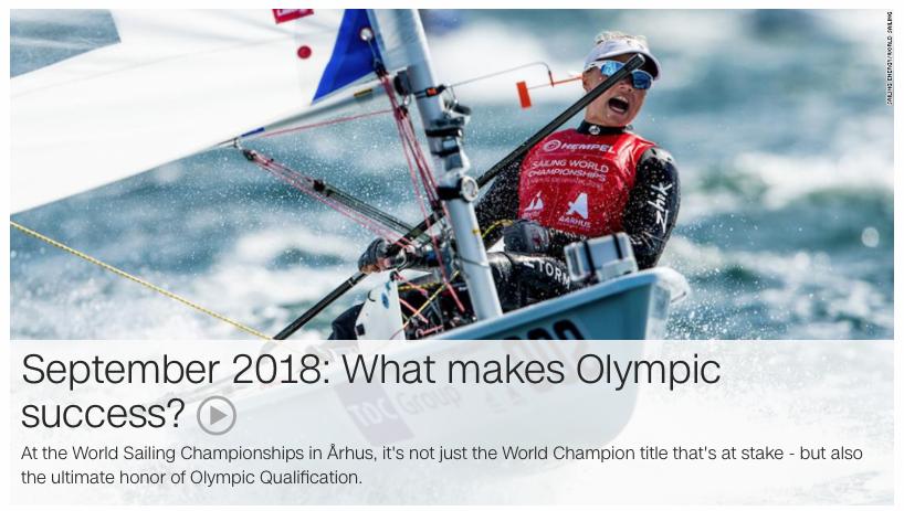 Hvordan vinder man en OL medalje ?
