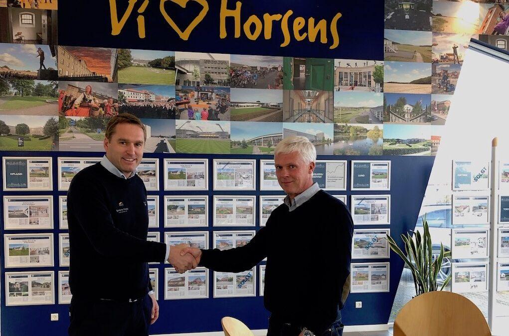 EDC Horsens ny partner