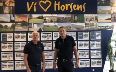 Ugens Horsens til OL partner – EDC Ejendoms Centret A/S