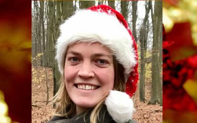 Julehilsen fra Anne-Julie Schütt