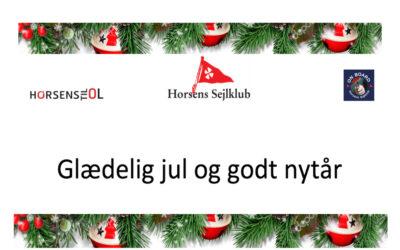 Julehilsen fra OnBoard og Horsens til OL
