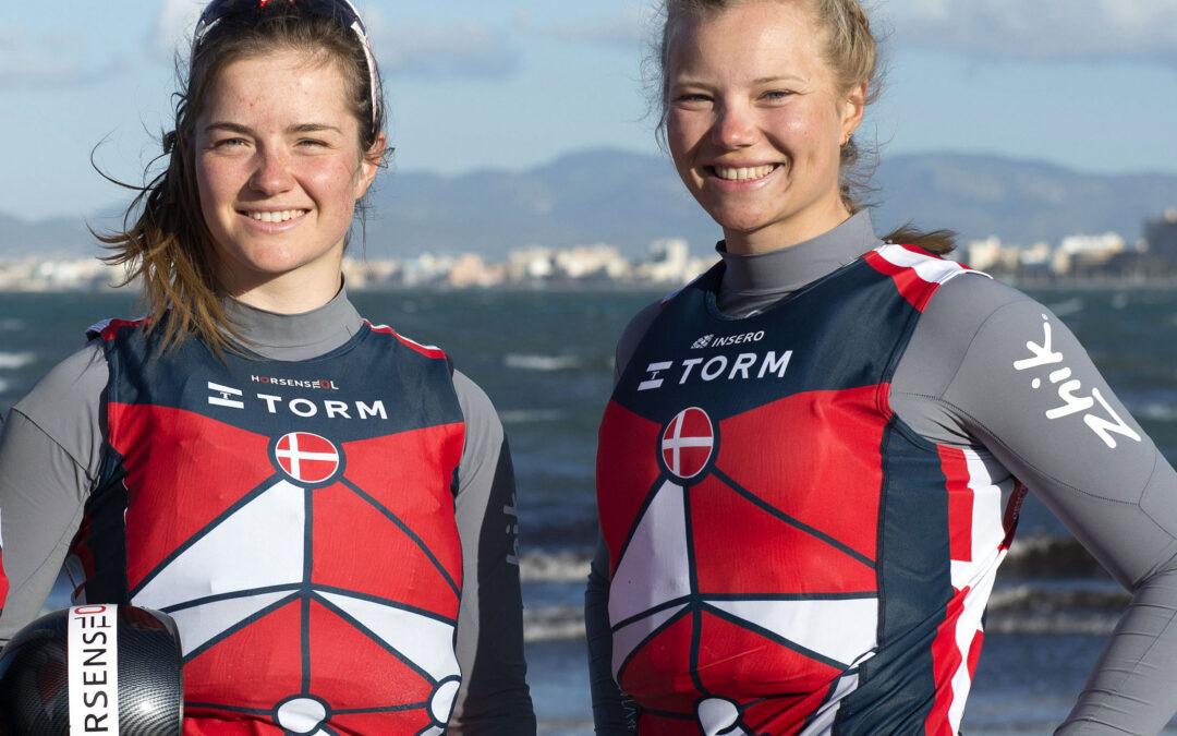 Horsens til OL sejlere i spændende test